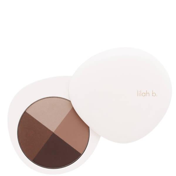 Lilah B. Palette Perfection Eye Quad - b. stunning