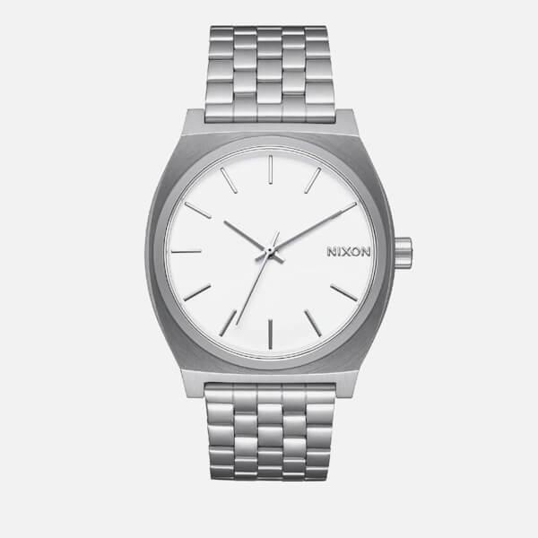 Nixon The Time Teller Watch - White