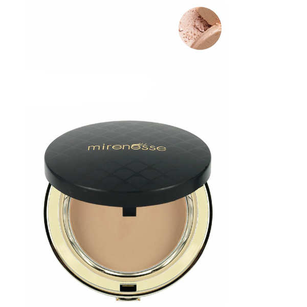 Mirenesse 4 in 1 Skin Clone Foundation Powder SPF 15 13g - Mocha