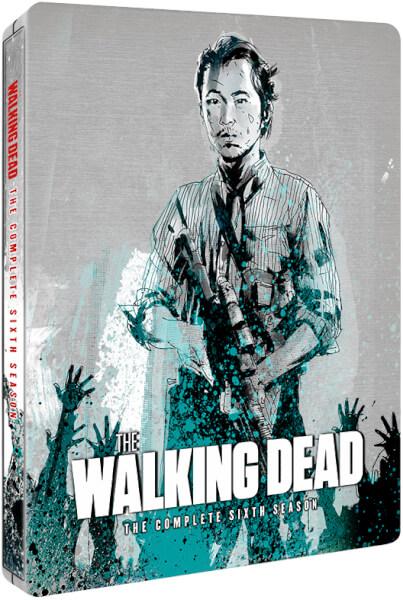 The Walking Dead Season 6 - Limited Edition Steelbook (UK EDITION)