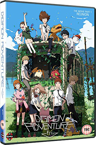 Digimon Adventure Tri The Movie - Part 1