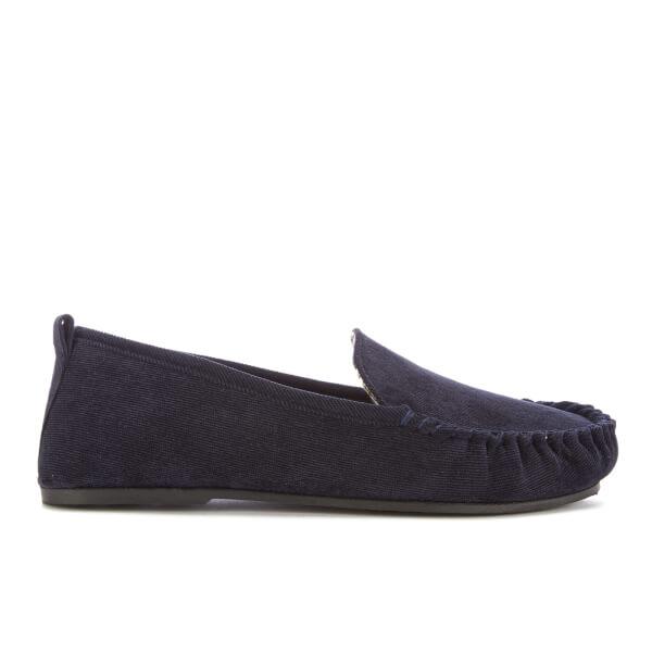 Zapatillas de casa Dunlop Adrien - Hombre - Azul marino