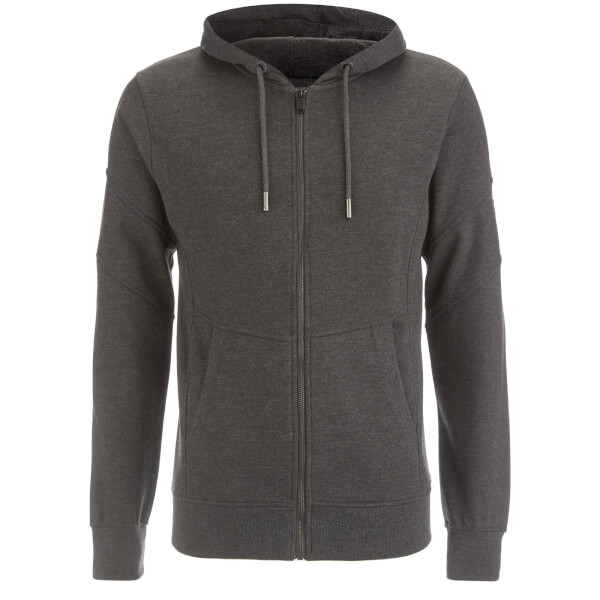 Smith & Jones Men's Amorino Hoody - Black