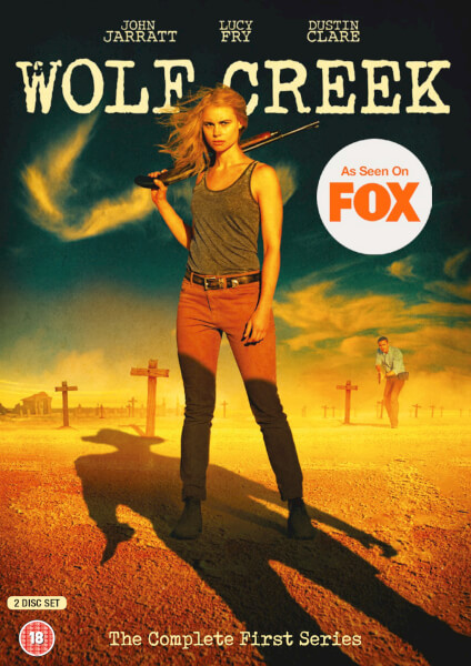 Wolf Creek (The Complete First Series)