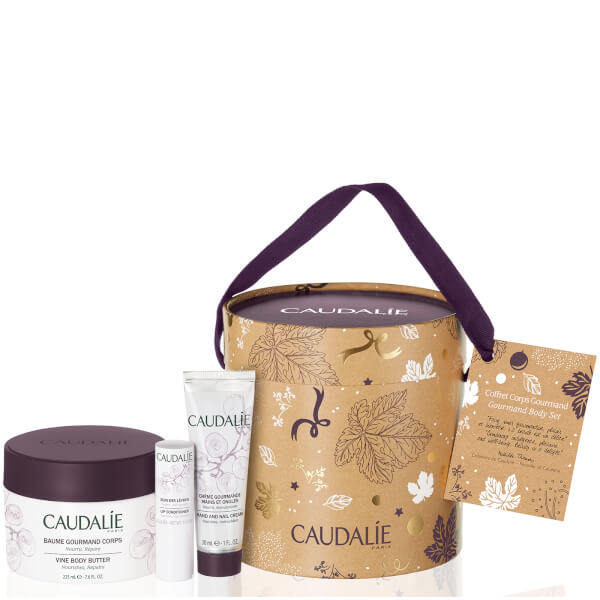 Caudalie Body Butter Christmas Set (Worth £30.00)