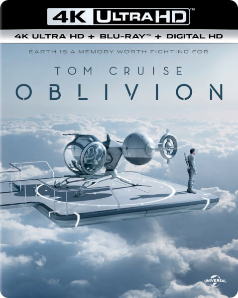 Oblivion - 4K Ultra HD (Includes UltraViolet Copy)
