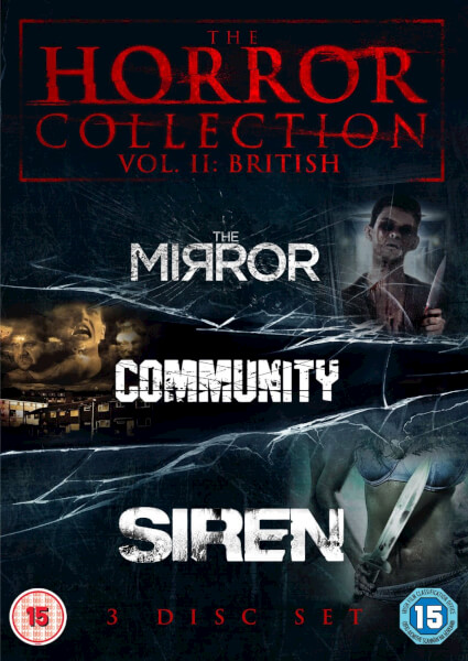 The Horror Collection Vol II: British