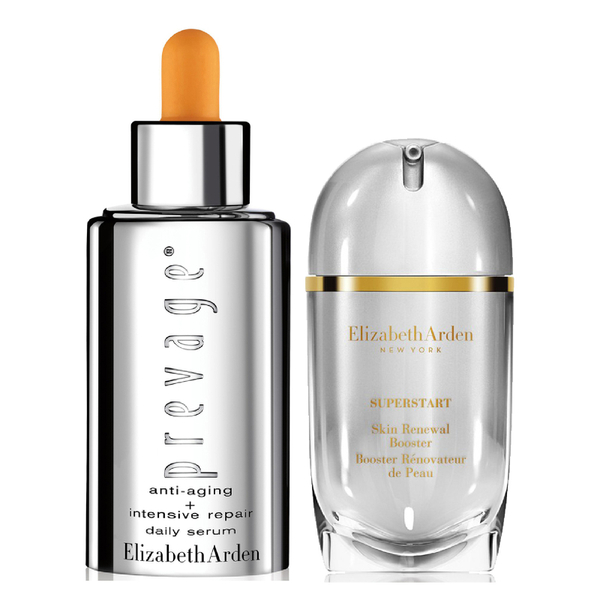SUPERSTART Booster & Prevage Anti-Aging Intensive Daily Serum Set (Worth £210.00)