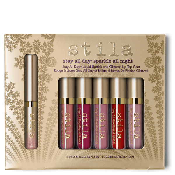 Stila Stay All Day® Liquid Lipstick Set - Sparkle All Night