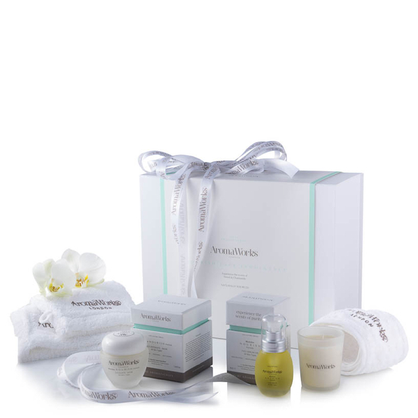 AromaWorks Nourish Face Indulgence Gift Set