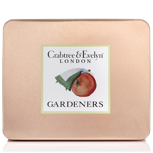 CRABTREE & EVELYN GARDENERS HAND CARE TIN