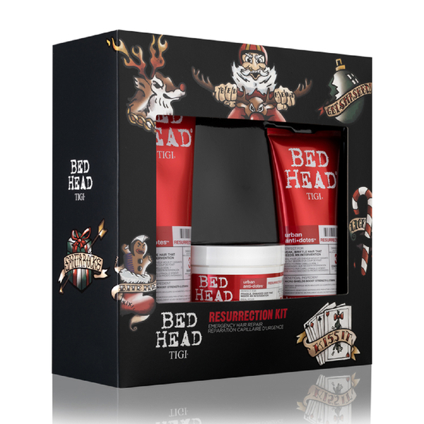 TIGI Bed Head Resurrection Shampoo, Conditioner and Mask Gift Set (Worth £42.28)