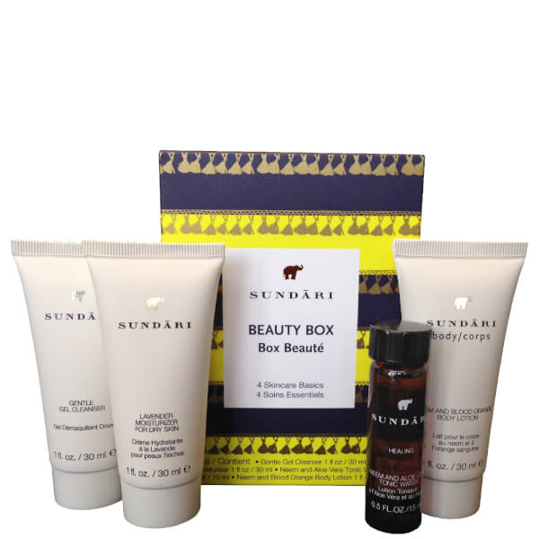 Sundari Beauty Box