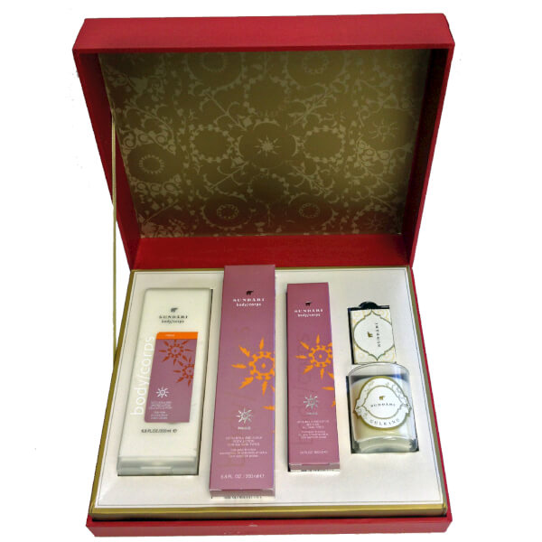 Sundari Anti-Cellulite Body Care Gift Set (Worth $175.00)