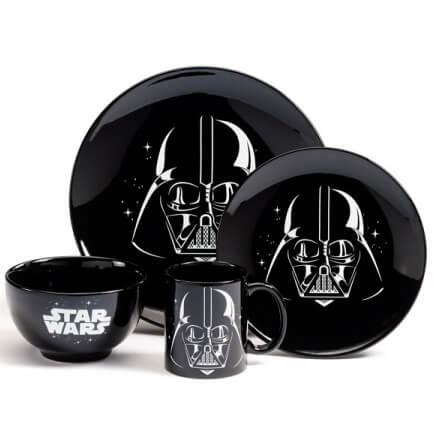 Service de Table en Céramique Star Wars