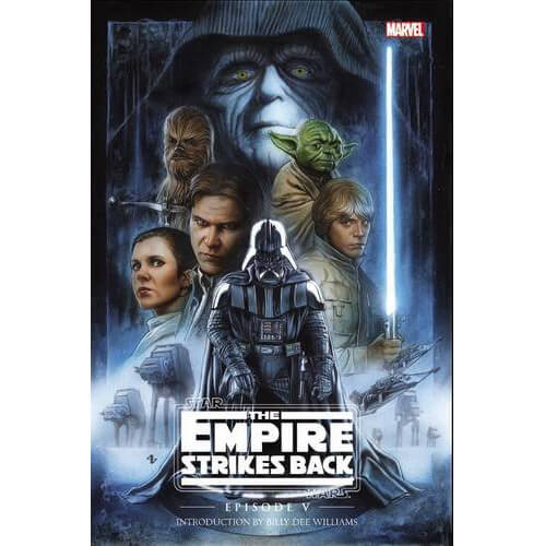 Star Wars: Episode V: The Empire Strikes Back Hardcover Graphic Novel
