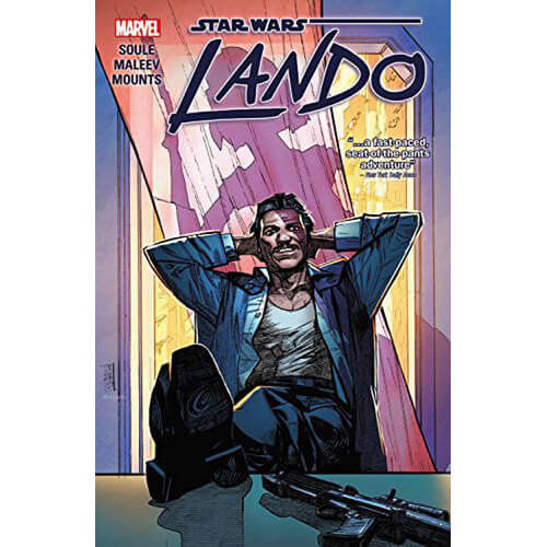 Star Wars: Lando Paperback Graphic Novel