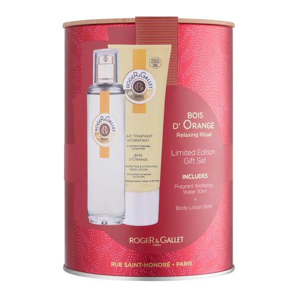 Roger&Gallet Fleur d'Osmanthus Fragrance Tin (30ml) (Worth £20.50)