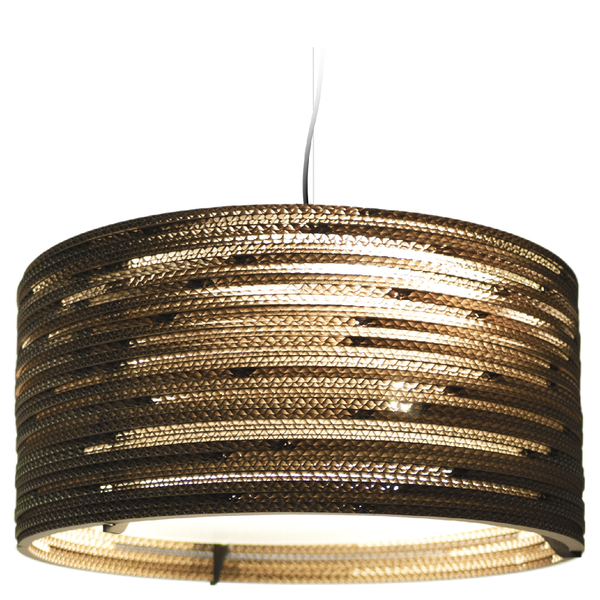Graypants Drum Pendant Lamp - 18 Inch