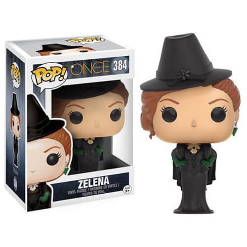 Figurine Zelena Once Upon a Time Funko Pop!