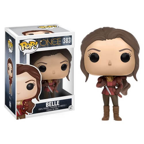 Figurine Belle Once Upon a Time Funko Pop!