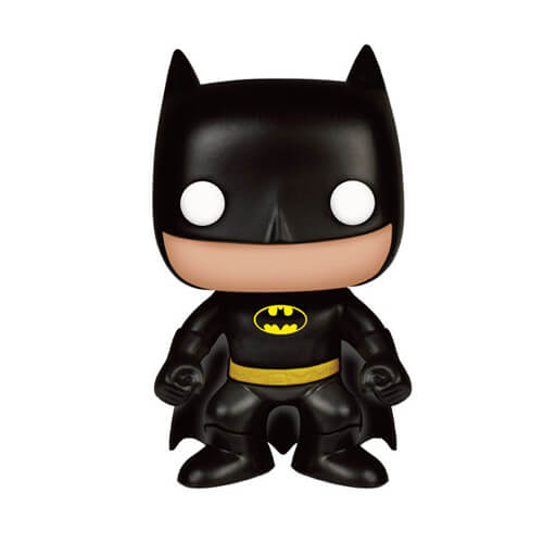Dc Batman Pop Vinyl Figure Merchandise Zavvi Com