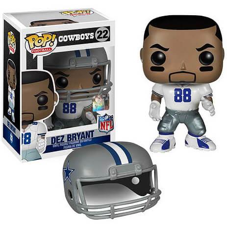 NFL Dez Bryant 1ère Vague Figurine Funko Pop!