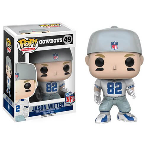 NFL Jason Witten Wave 3 Pop! Vinyl Figure Merchandise  Zavvi.com