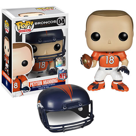 NFL Peyton Manning 1ère Vague Figurine Funko Pop!