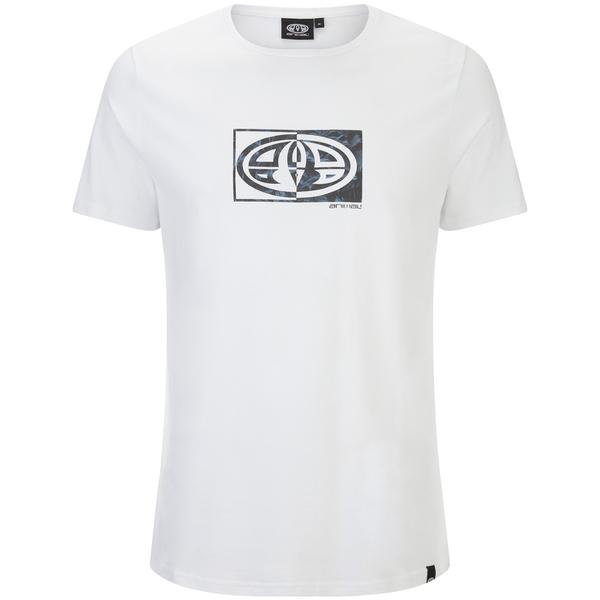 Animal Men's Claw Back Print T-Shirt - White