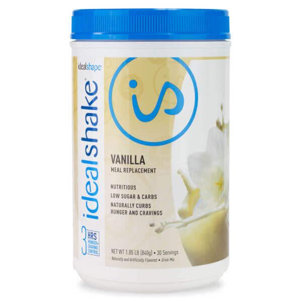 IdealShake Vanilla - Meal Replacement Shake
