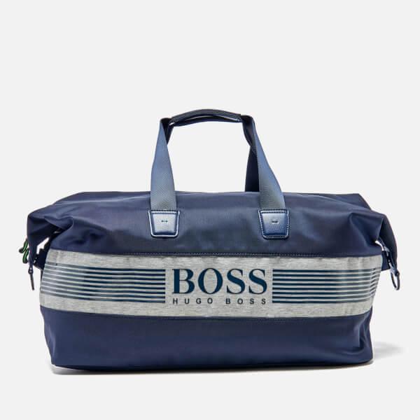 BOSS Green Men's Pixel J Holdall Bag - Navy