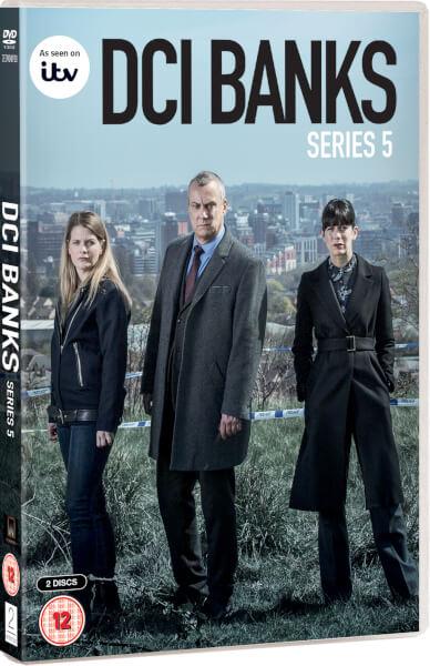 Dci Banks Series 5 Zavvi Nl