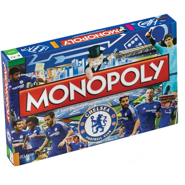 Monopoly - Chelsea F.C. Edition