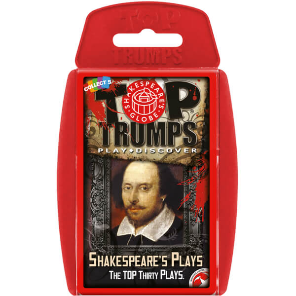 Top Trumps - Shakespeare's Plays