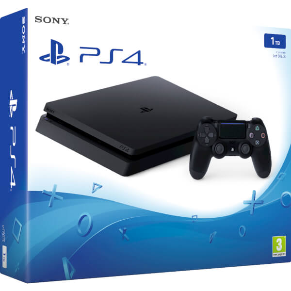 Sony PlayStation 4 Slim 1TB Console