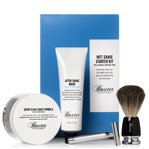 Baxter of California Wet Shave Starter Kit