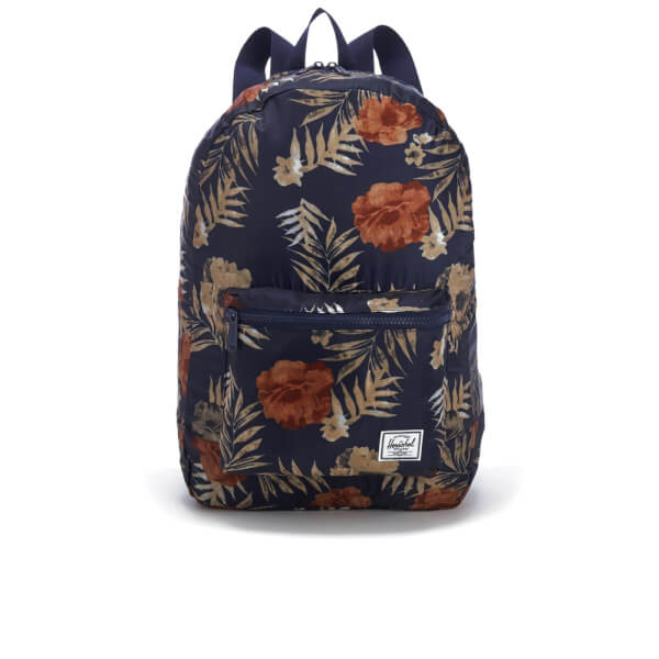 e7699d7d3936 Herschel Supply Co. Packable Daypack Backpack - Peacoat Floria  Image 1