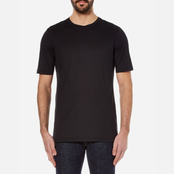 Helmut Lang Men's Standard Fit T-Shirt - Black