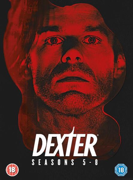 Dexter: Series 5-8 Set