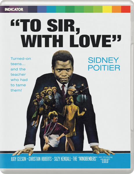 To Sir with Love - Dual Format (Includes 2D Version)