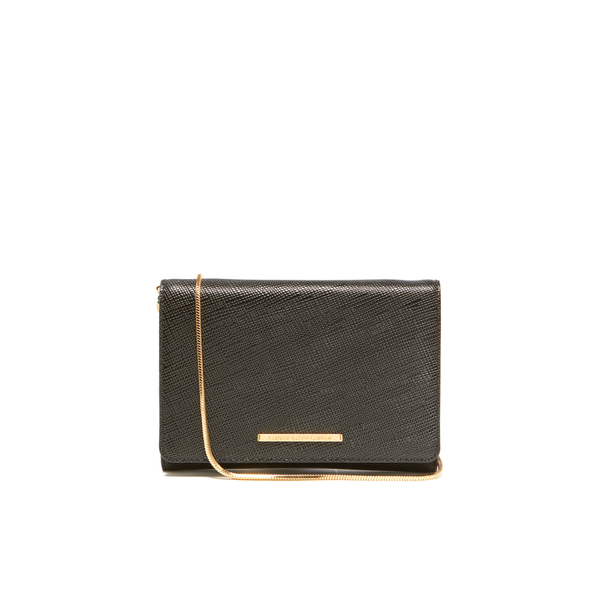 Lauren Ralph Lauren Women's Darlington Delaney Clutch Bag - Black