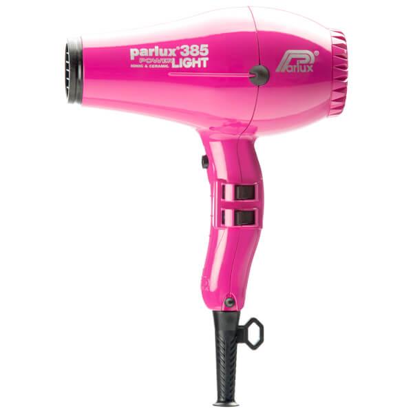 Parlux 385 Power Light Ceramic & Ionic Hair Dryer 2150W - Fuchsia