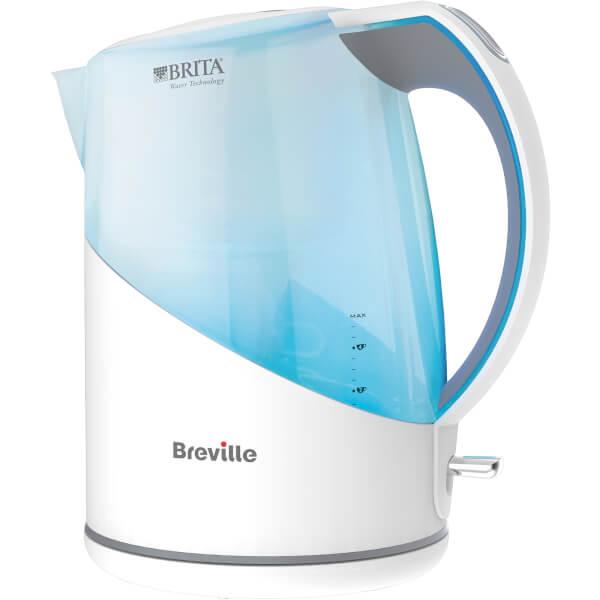Breville VKJ932 BRITA Filter Jug Kettle - White