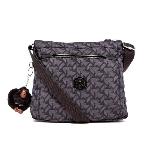 Lastest Kipling GABBIE - Across Body Bag - Dazz Black Women Bags [1KI51H01F-Q12] - $85.23  Kipling Bags ...