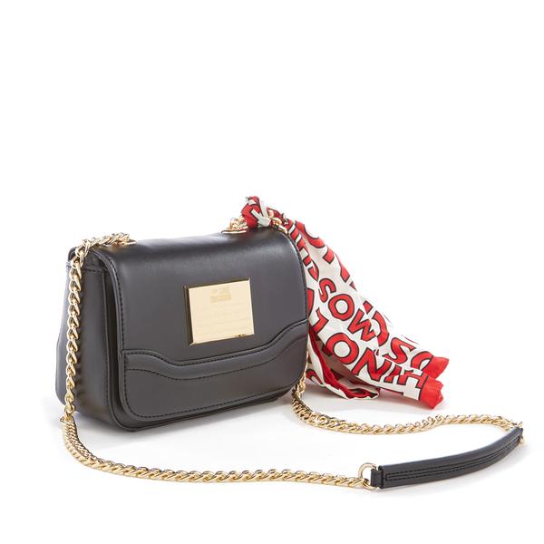 Love Moschino Women s Small Cross Body Bag - Black - Free UK ... b97eb924f5