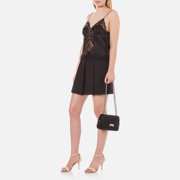 Aspinal of London Women s Lottie Bag - Black Womens Accessories ... 5f88f8bd74