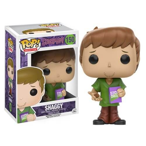 Figurine funko pop scooby doo sammy pop in a box france - Scooby doo sammy ...