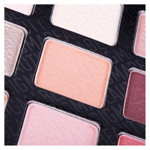 Sigma Eye Shadow Palette - Warm Neutrals