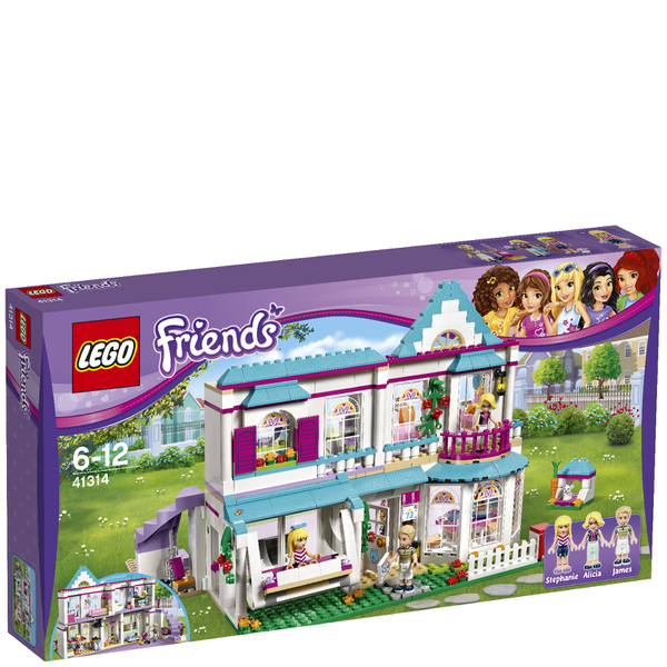 LEGO Friends: Stephanie's House (41314)